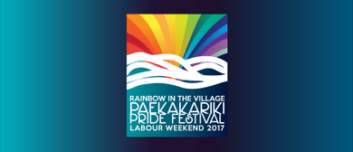 Rainbow in the Village: Paekakariki Pride Festival 2017
