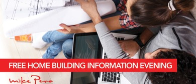 Home Building Information Evening