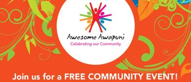 Awesome Awapuni Day - Whanau Fun Day