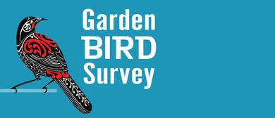 HALO Whakatāne Back Yard Bird Survey