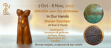 In Our Hands - Marian Fountain (A Kiwi in Paris)