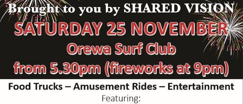 Orewa Surf Sounds Concert & Fireworks