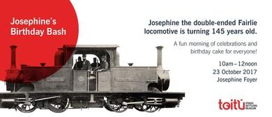 Josephine's 145th Birthday
