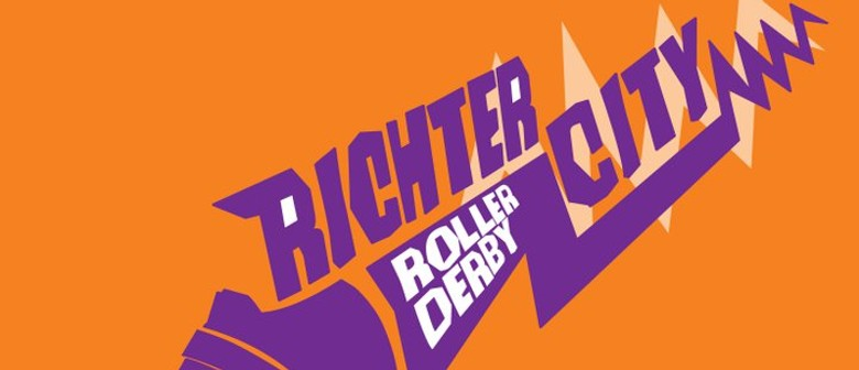 Richter City Roller Derby - Quake, Battle & Roll Tournament