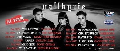 Vallkyrie NZ Tour + Cheshire Grimm