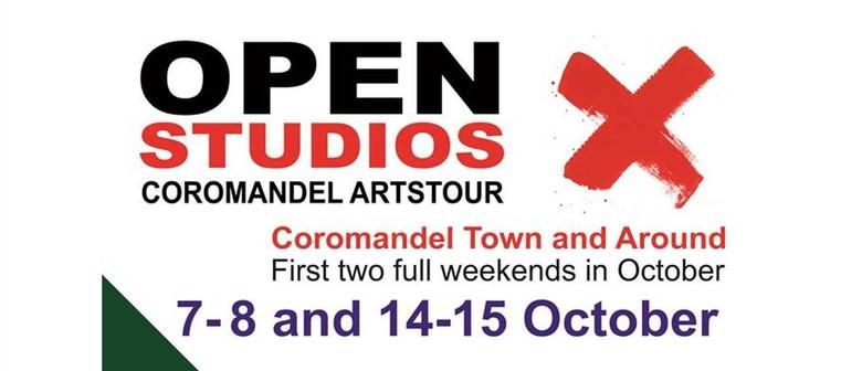 Open Studios Coromandel Arts Tour