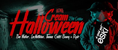 Cream Halloween ft. Special Guest Oski