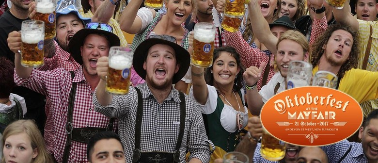 Oktoberfest at The Mayfair