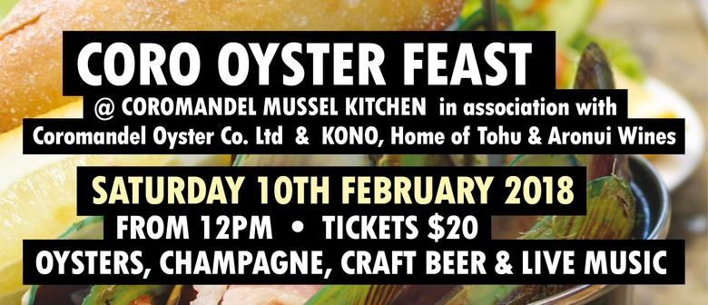 Coro Oyster Feast