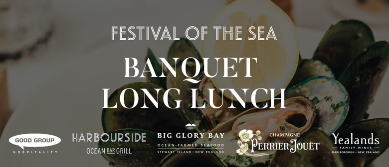 Festival Of The Sea Banquet Long Lunch