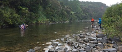 Bush Craft and River Crossing