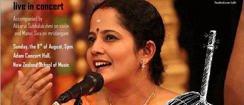 An Evening of Carnatic Classical Music - Wellington - Eventfinda