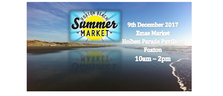 Foxton Beach Summer Market