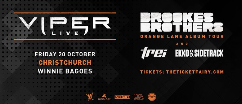 Viper Live ft. Brookes Brothers & More