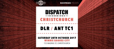 DLR & Ant TC1 (Dispatch Recordings)
