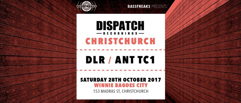DLR & Ant TC1 (Dispatch Recordings)