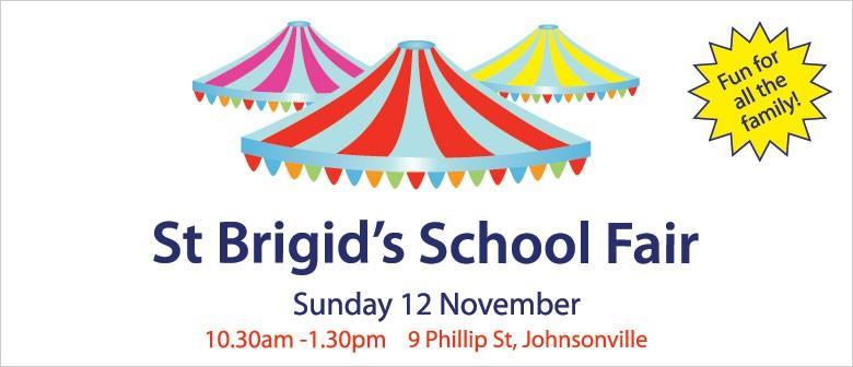 St Brigid's School Fair 2017