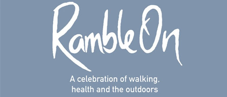 Ramble On book launch