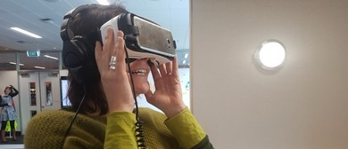 Virtual Reality for Your Story