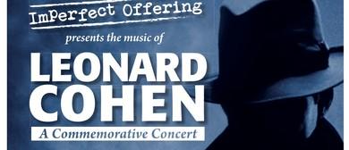 The Music of Leonard Cohen - A Commemorative Concert