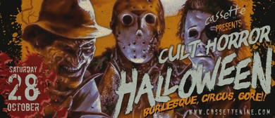 Cult Horror Halloween: SOLD OUT