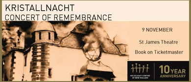 Kristallnacht Concert of Remembrance