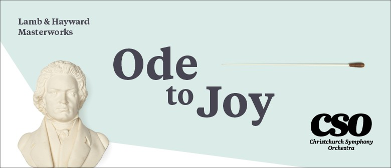 Lamb & Hayward Masterworks: Ode to Joy : SOLD OUT