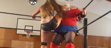 Maniacs United Charity Pro Wrestling