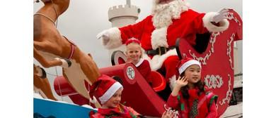 Multi Media Communications Santa Parade