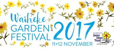 Waiheke Garden Festival
