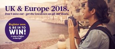 UK Europe 2018 Expo