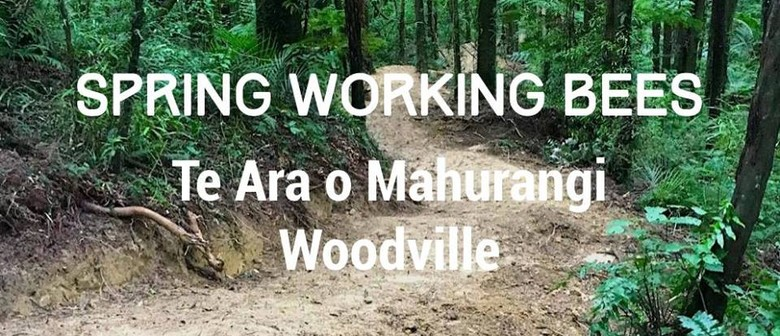 Manawatu Mountain Bike Club Spring Working Bee: CANCELLED