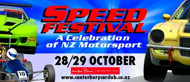 Speed Festival - A Celebration of NZ Motorsport