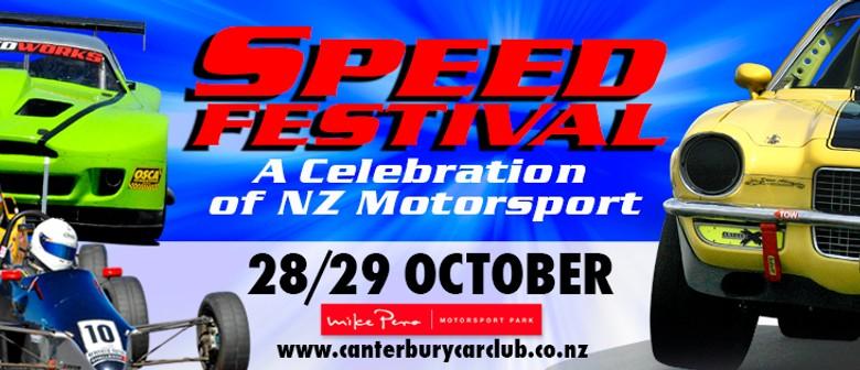 Speed Festival - A Celebration of NZ Motorsport