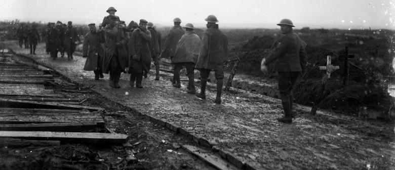 Battle of Passchendaele Commemoration – Warkworth