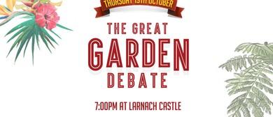 The Great Garden Debate