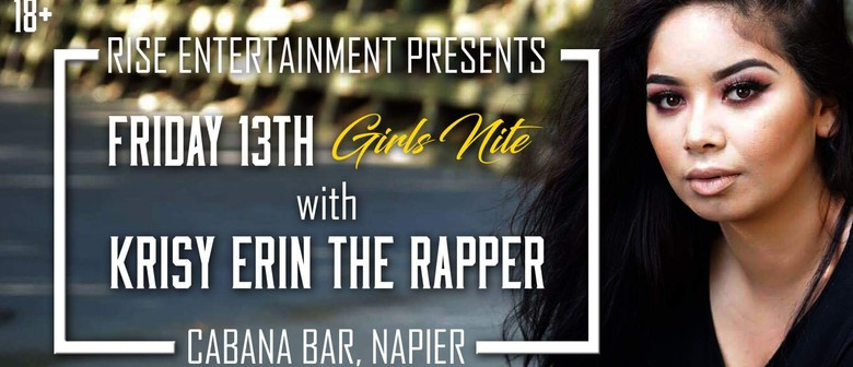 Girls Nite With Krisy Erin the Rapper