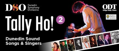 DSO's Tally Ho! 2 - Dunedin Sound Songs & Singers