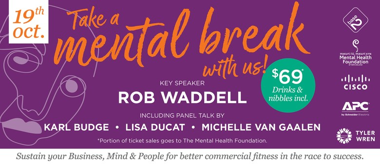Mental Health Awareness  and Business Sustainability: CANCELLED