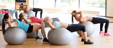 Flexi Ball - Swiss Ball Exercise Class