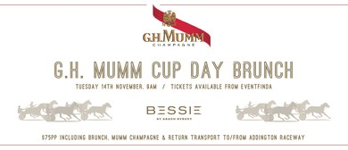 G.H.Mumm Champagne Brunch at Bessie