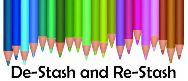 De-Stash and Re-Stash