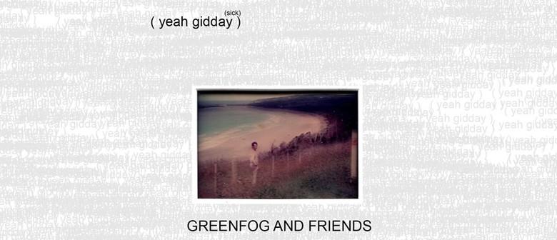 Greenfrog & Friends