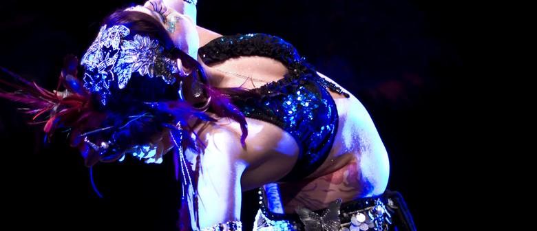 Hallowesque:  A Halloween Burlesque Show