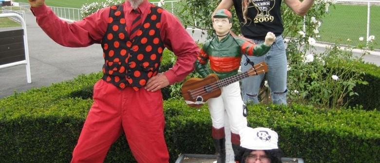 Big Muffin Serious Band: Ukulele Fun Day