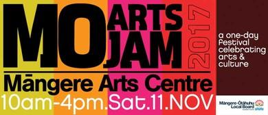 Mo Arts Jam
