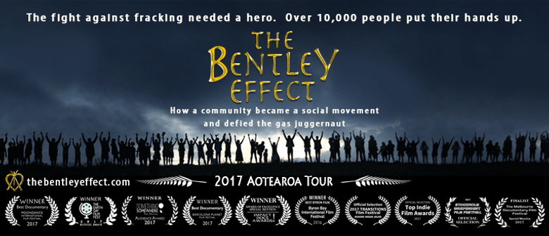 The Bentley Effect Film NZ Tour - Takaka