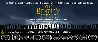 The Bentley Effect Film NZ Tour - Hokitika