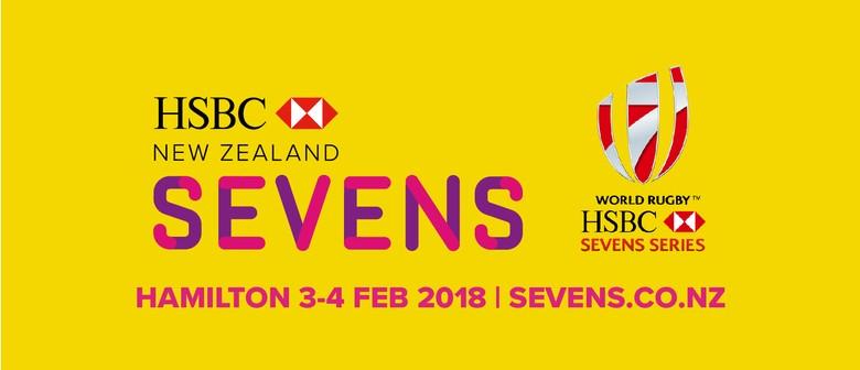 HSBC New Zealand Sevens 2018