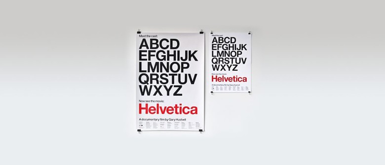Design Assembly Film Event: Helvetica 10th Anniversary Scree